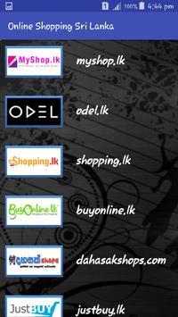 Online Shopping Sri Lanka screenshot 2