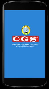 CGS Coaching poster