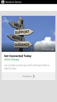 Online Therapy 911 poster