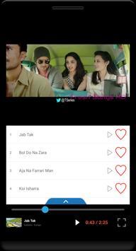 Songs Video [Indian] apk screenshot