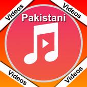 Songs Videos [Pakistani] icon