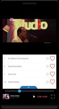 Songs Videos [Pakistani] screenshot 2