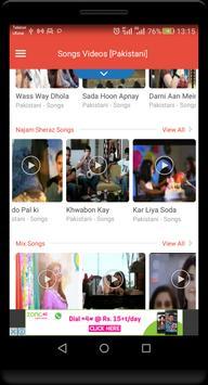 Songs Videos [Pakistani] screenshot 5