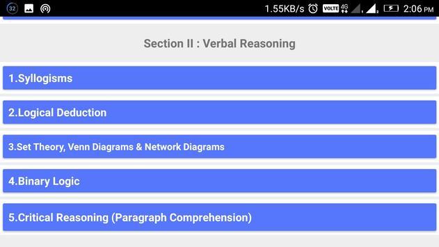 Arun Sharma - Logical Reasoning for CAT Screenshot 6