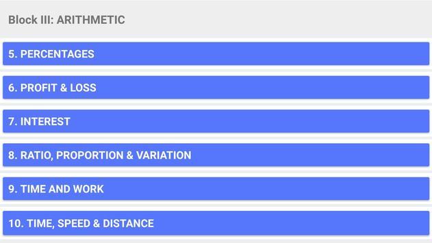 Arun Sharma - Quantitative Aptitude for CAT screenshot 8
