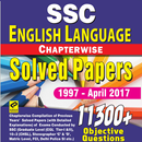 SSC English - All CGL CHSL Previous Questions APK