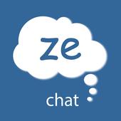 Online Zechat App icon