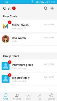 Online Zechat App apk screenshot