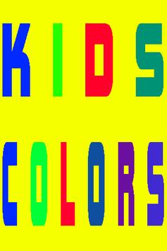 Kids Coloring Book poster