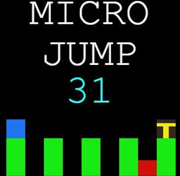 MICRO JUMP poster