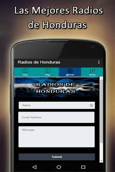Free Radios of Honduras screenshot 4