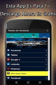 Free Radios of Honduras screenshot 5