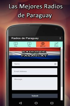 Free Radios Paraguay screenshot 1
