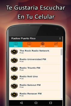 Puerto Rico Radio Station screenshot 3