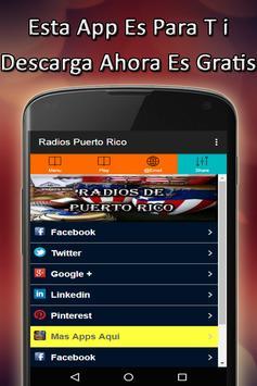 Puerto Rico Radio Station screenshot 2