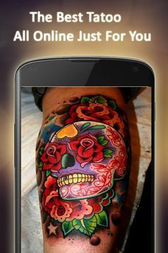Tattoo Design Apps Wallpaper screenshot 1