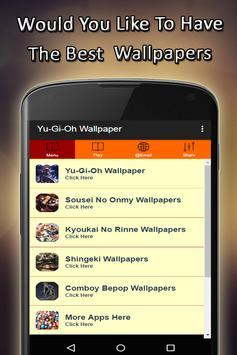 Yu-Gi-Oh Wallpaper screenshot 3
