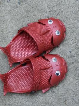 Designer Sandals poster