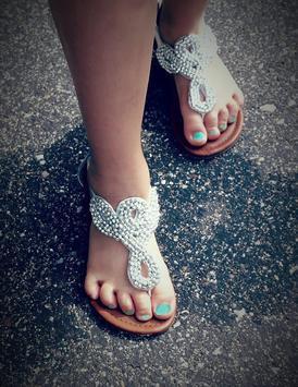 Modern Sandals poster