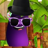 Talking Eggplant icon