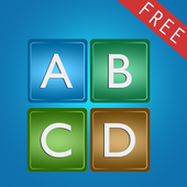 ABC for kids icon