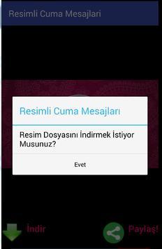 Resimli Cuma Mesajları screenshot 3