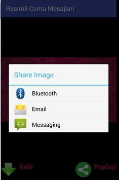Resimli Cuma Mesajları screenshot 4