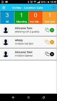 Envite apk screenshot