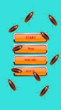 Cockroach in phone prank screenshot 1