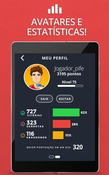 PifeON - Pife e Cacheta online apk screenshot