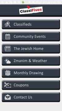 ClassiFives apk screenshot