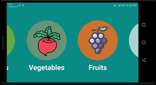 Kids Learning - Educational Game screenshot 1