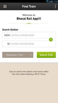 Bharat Rail screenshot 1