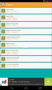 Shopping Mall Navigator screenshot 15