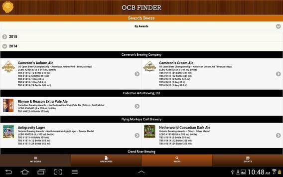 Ontario Craft Beer Finder screenshot 5