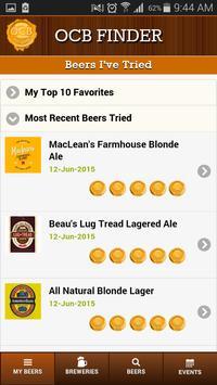 Ontario Craft Beer Finder screenshot 1