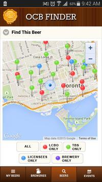 Ontario Craft Beer Finder screenshot 3