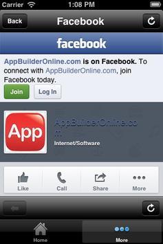 App Builder Free screenshot 2