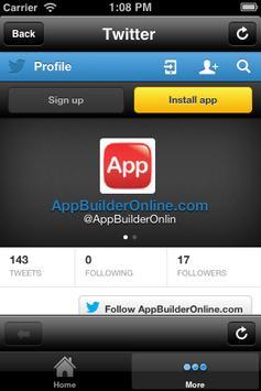 App Builder Free screenshot 3