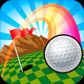Impossible Crazy Mini Golf icon
