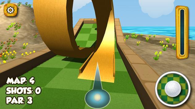 Impossible Crazy Mini Golf apk screenshot