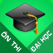 On thi Dai hoc, PTTH icon