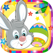 Magic paint Easter egg icon