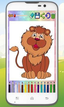 Circus - Coloring book apk screenshot