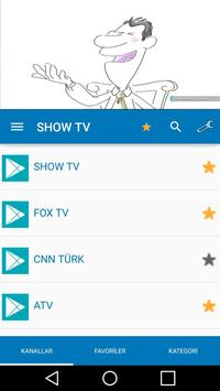 Uni TV screenshot 3