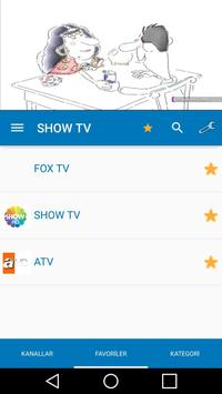 Uni TV screenshot 4
