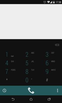 Simplicity Pine CM11 Theme screenshot 5