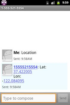 Sms Remote apk screenshot