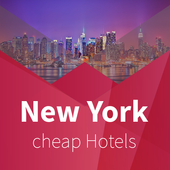 New York City Cheap Hotels icon