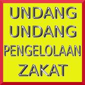 UU Tentang Pengelolaan Zakat icon